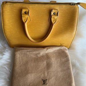 💯% Authentic EPI Speedy 25 Louis Vuitton